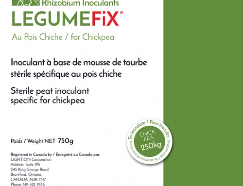 For Chickpea – LEGUMEFiX ®