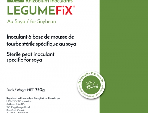 For Soybean – LEGUMEFiX ®
