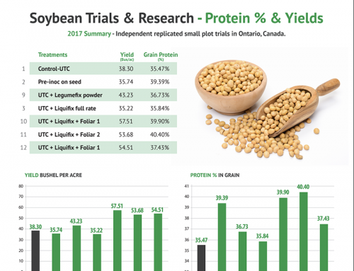 Soybean Trials & Research